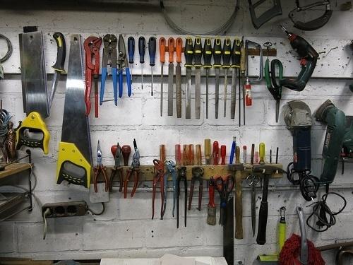 empaquetar el garaje