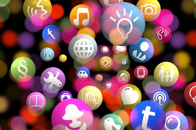 mudanza en las redes sociales