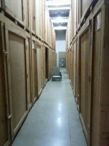 Empresa de guardamuebles en Granollers